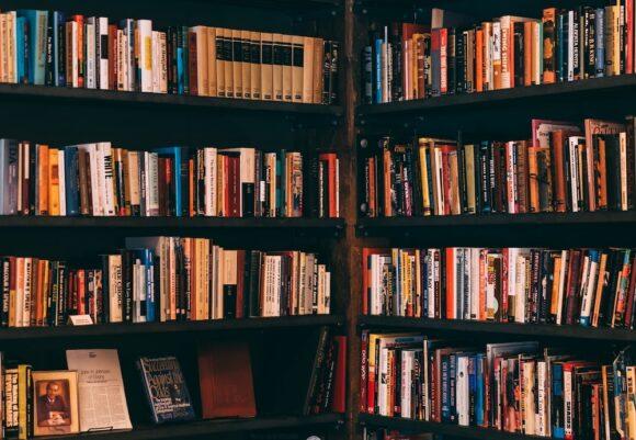 洋書を読むと選べる本のタイトルが増える